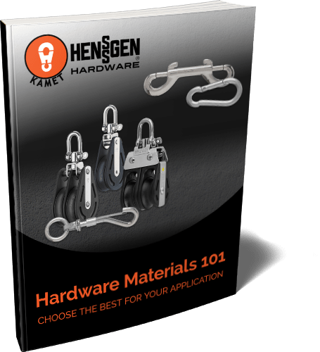 Hardware Material 101 eBook cover